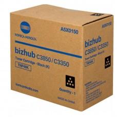 CARTUS TONER BLACK TNP48BK A5X0150 10K ORIGINAL KONICA MINOLTA BIZHUB C3350