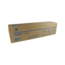 CARTUS TONER CYAN TN-611C A070450 27K ORIGINAL KONICA MINOLTA BIZHUB C650