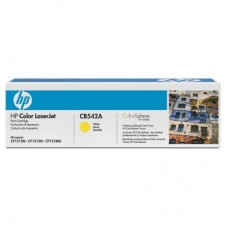 Reincarcare cartus toner HP CB542A