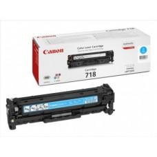 Reincarcare cartus toner Canon CRG-718C