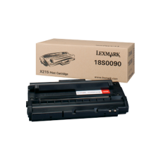 Reincarcare cartus toner Lexmark X215