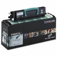 Reincarcare cartus toner Lexmark E450