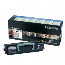 Reincarcare cartus toner Lexmark X203